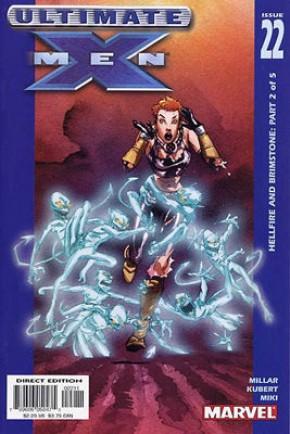 Ultimate X-Men #22