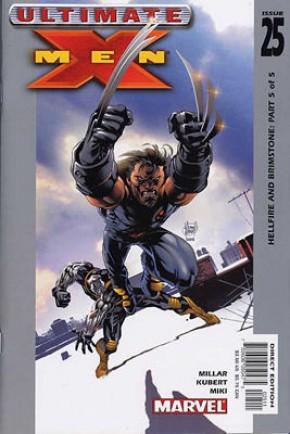 Ultimate X-Men #25 (Bumper Issue)