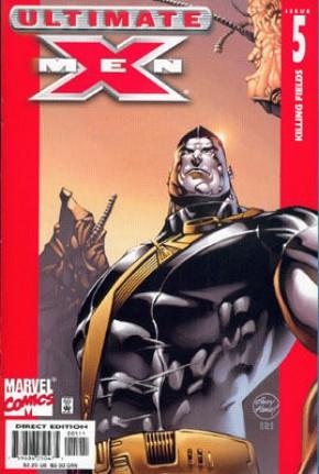 Ultimate X-Men #5