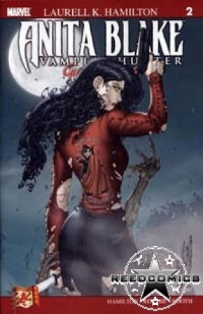 Anita Blake Vampire Hunter #2 (2nd Print)