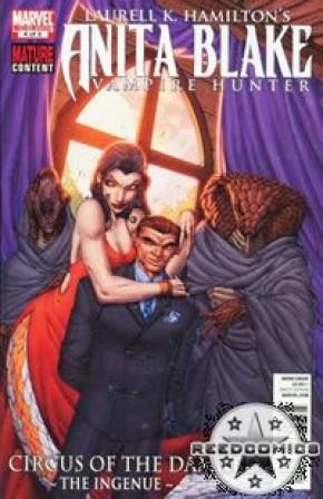 Anita Blake Circus of the Damned Ingenue #4
