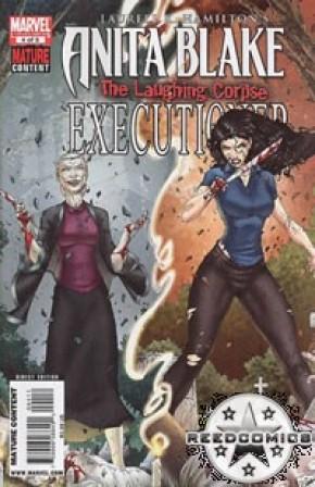 Anita Blake Laughing Corpse Executioner #4