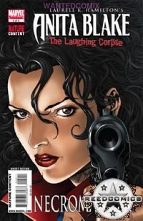 Anita Blake Laughing Corpse Necromancer #5