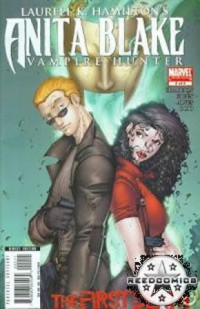 Anita Blake Vampire Hunter First Death #2