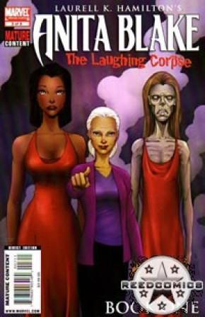 Anita Blake Vampire Hunter Laughing Corpse #3