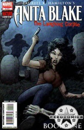 Anita Blake Vampire Hunter Laughing Corpse #4