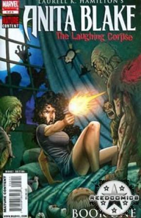 Anita Blake Vampire Hunter Laughing Corpse #5