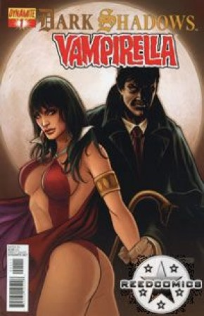 Dark Shadows Vampirella #1