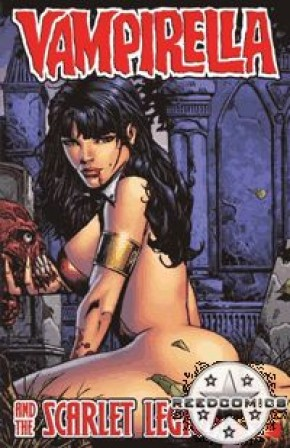 Vampirella and the Scarlet Legion #3 (Cover B)