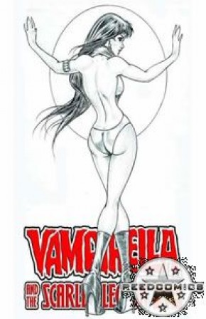 Vampirella and the Scarlet Legion #4 (1:10 Incentive)