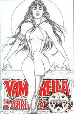 Vampirella and the Scarlet Legion #5 (1:10 Incentive)