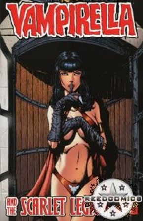 Vampirella and the Scarlet Legion #5 (Cover B)