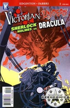 Victorian Undead II Holmes vs Dracula #2