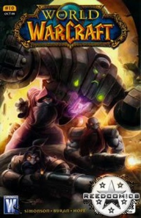 World of Warcraft #10 (Cover A)