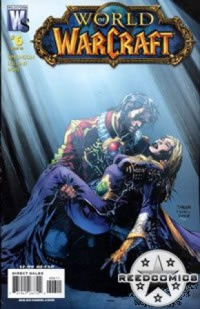 World of Warcraft #6 (Cover B)