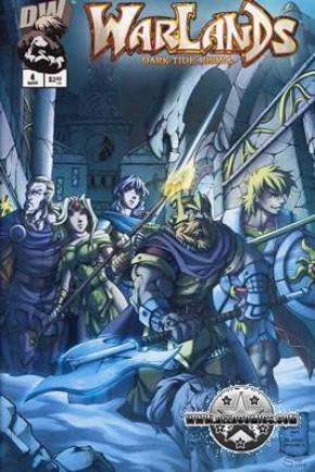 Warlands Volume 3 Dark Tide Rising #4