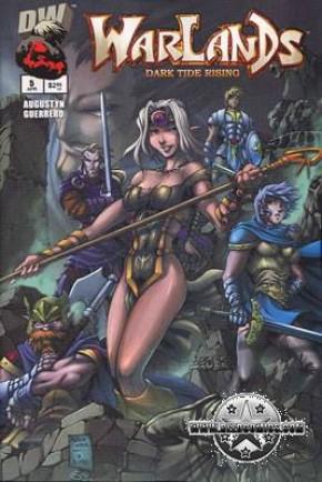 Warlands Volume 3 Dark Tide Rising #5