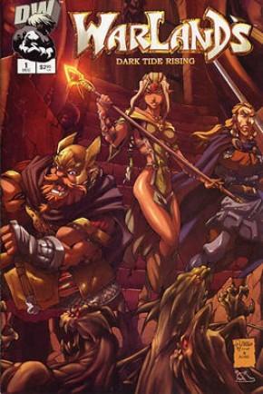 Warlands Volume 3 Dark Tide Rising #1
