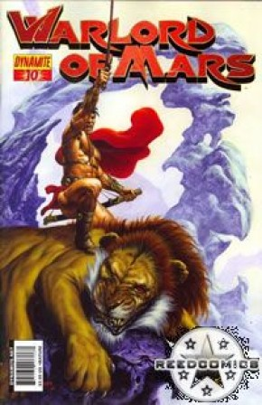 Warlord of Mars #10 (Cover A)