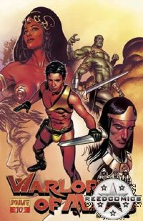 Warlord of Mars #10 (Cover B)