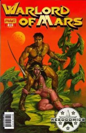 Warlord of Mars #11 (Cover A)