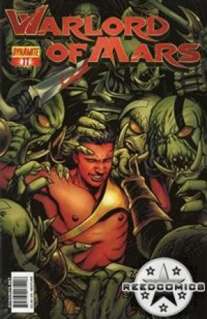 Warlord of Mars #11 (Cover B)