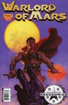 Warlord of Mars #12 (Cover A)