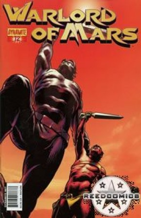 Warlord of Mars #12 (Cover B)