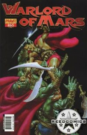 Warlord of Mars #13 (Cover A)