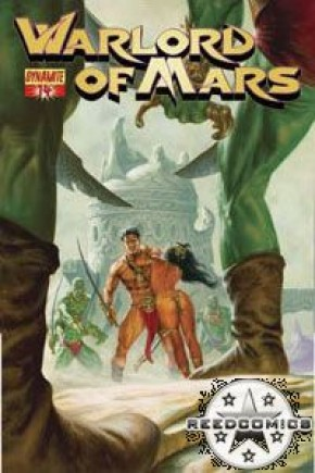 Warlord of Mars #14 (Cover A)