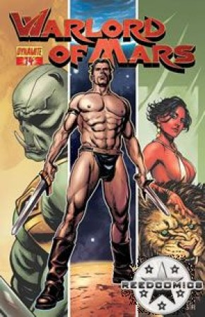 Warlord of Mars #14 (Cover B)