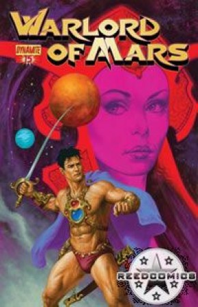 Warlord of Mars #15 (Cover A)
