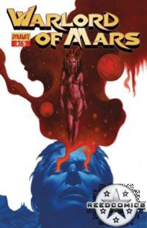 Warlord of Mars #16 (Cover A)