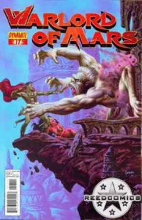 Warlord of Mars #17 (Cover A)