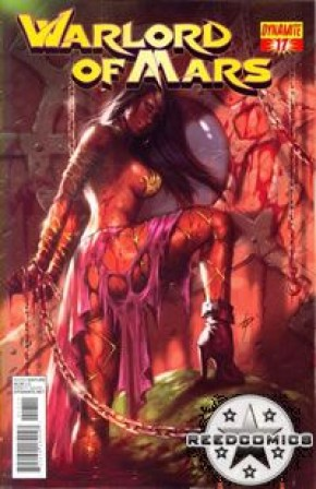 Warlord of Mars #17 (Cover B)