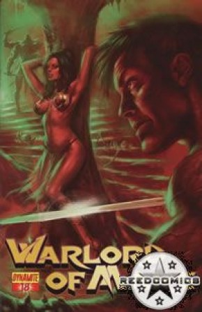 Warlord of Mars #18 (Cover B)
