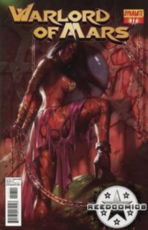 Warlord of Mars #19 (Cover A)