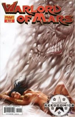 Warlord of Mars #19 (Cover B)