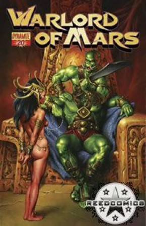 Warlord of Mars #20 (Cover A)