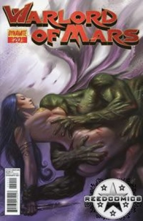 Warlord of Mars #20 (Cover B)