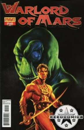 Warlord of Mars #21 (Cover A)