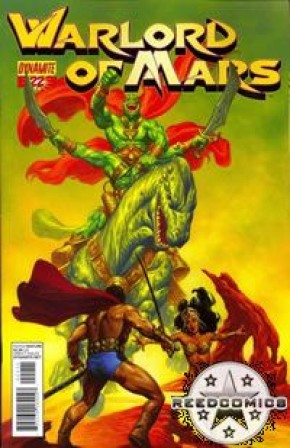 Warlord of Mars #22 (Cover A)
