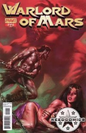 Warlord of Mars #22 (Cover B)
