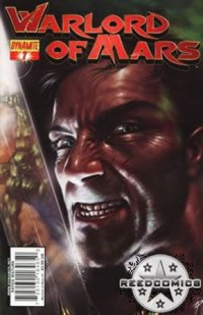 Warlord of Mars #7 (Cover B)