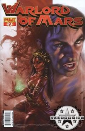 Warlord of Mars #9 (Cover B)