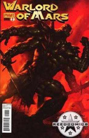 Warlord of Mars Annual #1