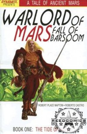 Warlord of Mars Fall of Barsoom #1