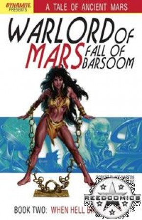 Warlord of Mars Fall of Barsoom #2