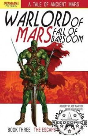 Warlord of Mars Fall of Barsoom #3