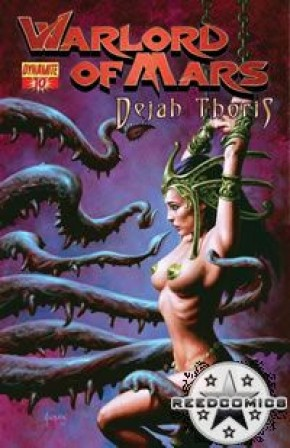 Warlord of Mars Dejah Thoris #10 (Cover A)